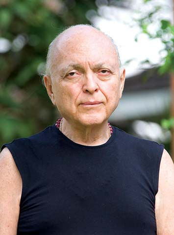 Avatar Adi Da in a black shirt