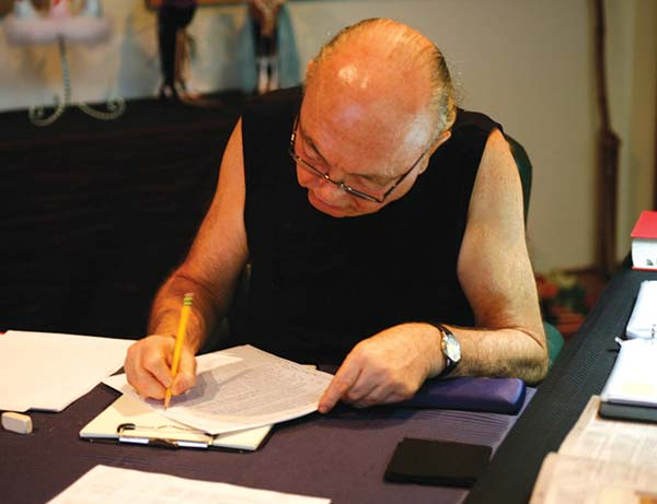 Avatar Adi Da Writing