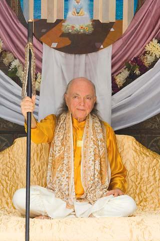 Beloved Adi Da in Darshan