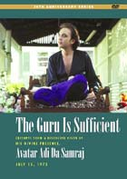 The Guru Is Sufficient DVD cover