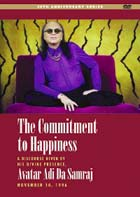 The Commitment to Happiness DVD cover